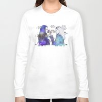 orphan black Long Sleeve T-shirts featuring Orphan Black, Who Am I? by Your Friend Elle