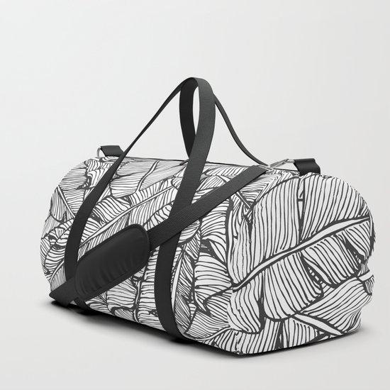 Black & White Jungle #society6 #decor #buyart by designdn
