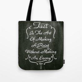 Lettering 001 Tote Bag
