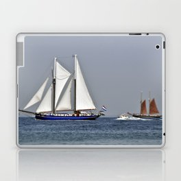 SAILORS WORLD - Baltic Sea Laptop & iPad Skin