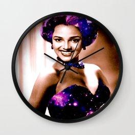 Dorothy dandridge Wall Clock