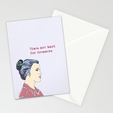 Hard For Dreamers (The St. Aurora) Stationery Cards