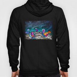 Space Chickens Hoody