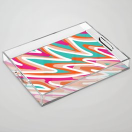Color Vibes Acrylic Tray