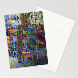 Mustered accumulations are the key now to cohesion Stationery Cards