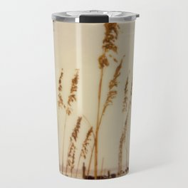 Beach Grass - Polaroid Travel Mug