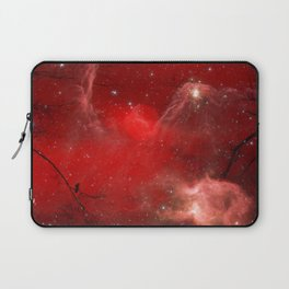 Electric Red Laptop Sleeve