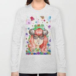 Miss Frog Long Sleeve T-shirt