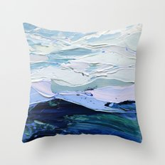 Blue Ridge Throw Pillow