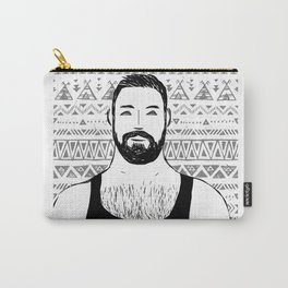 Beard Boy: Paulin Carry-All Pouch