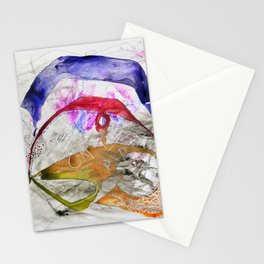 Nothing Works Stationery Cards