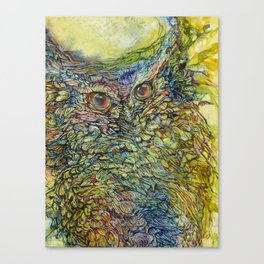 Love Bird I Canvas Print