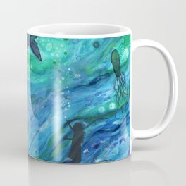 """Dreams of the Deep"" Coffee Mug"
