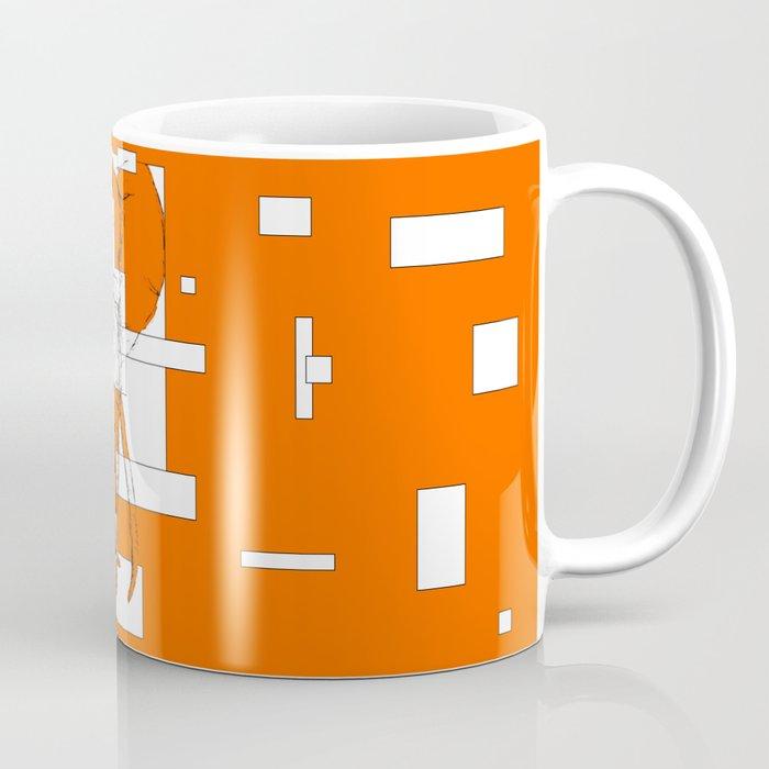 Orange is the New Elephant Coffee Mug