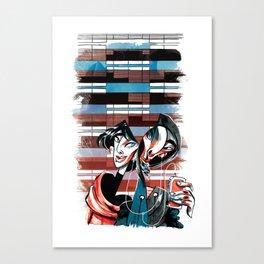 pauliceia Canvas Print