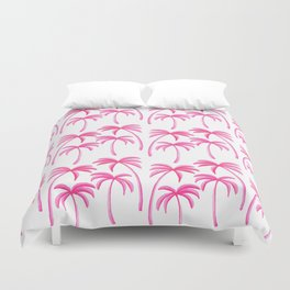Dreamy Island Vacation Duvet Cover