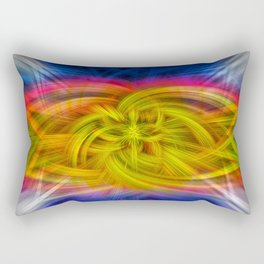 Colo colui cultum versuram Rectangular Pillow