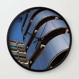 Lloyds of London abstract Wall Clock