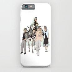 Stripe Tease iPhone 6s Slim Case