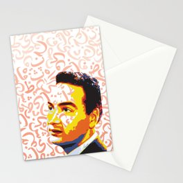 Mohamed Fawzi  Stationery Cards