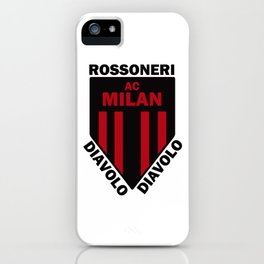 Ac Milan Iphone Cases To Match Your Personal Style Society6