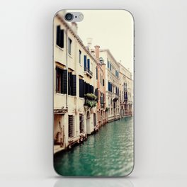 Venetian Canal iPhone Skin