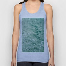 Summer Waves Unisex Tank Top