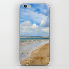 WALKING ON SUNSHINE iPhone & iPod Skin