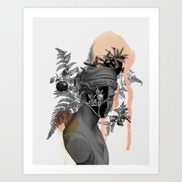 Persephone in the Springtime Art Print