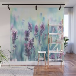 #Lavender #summer #beauty #dreams Wall Mural
