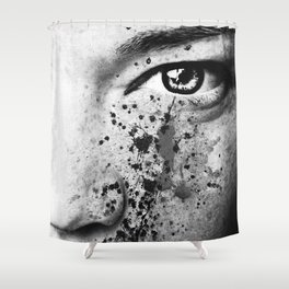 Anonymous - Ella 4 Shower Curtain