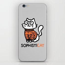 SophistiCAT iPhone Skin