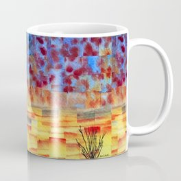 Dawn never waits Coffee Mug