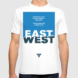 East of West T-shirt