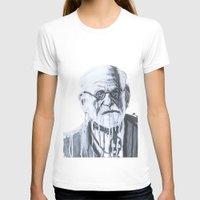 freud T-shirts featuring Sigmund Freud by Sobottastudies