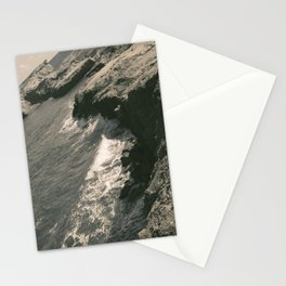 Rocky Coast Stationery Cards