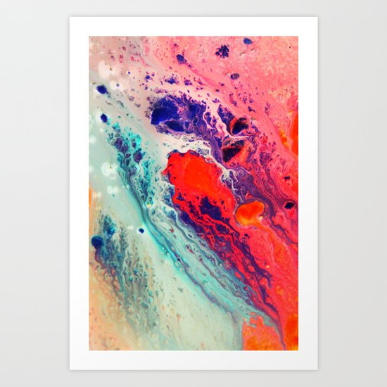 Alight Art Print