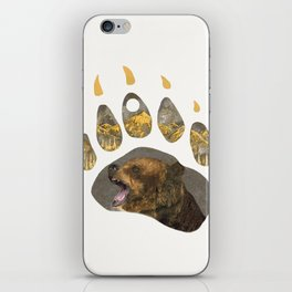 Grizzly Bear iPhone Skin