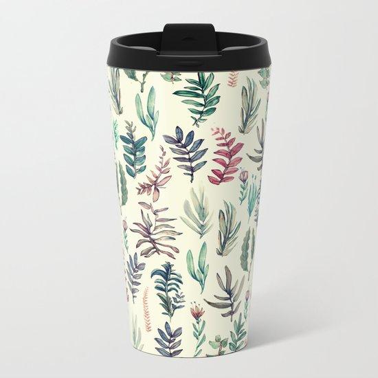 suave garden Metal Travel Mug