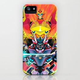 Lost Light Teamwork iPhone Case
