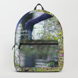 Little Blue Heron Backpack