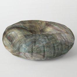 Corners of Your Mind Floor Pillow