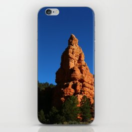 Red Rock Canyon Rockformation iPhone Skin