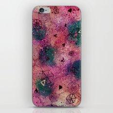 geometricz iPhone & iPod Skin