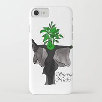 stevie nicks iPhone & iPod Cases featuring Stevia Nicks by Pattavina