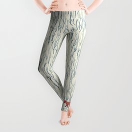 Winter Wood Leggings