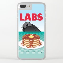 LABS Clear iPhone Case
