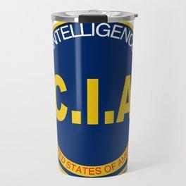 CIA Logo Mockup Travel Mug