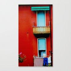 The Windows Canvas Print