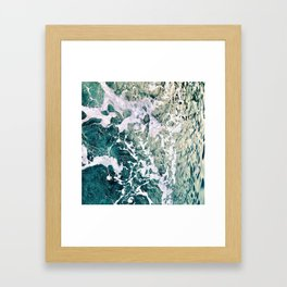 Pacific Ocean 2 Framed Art Print